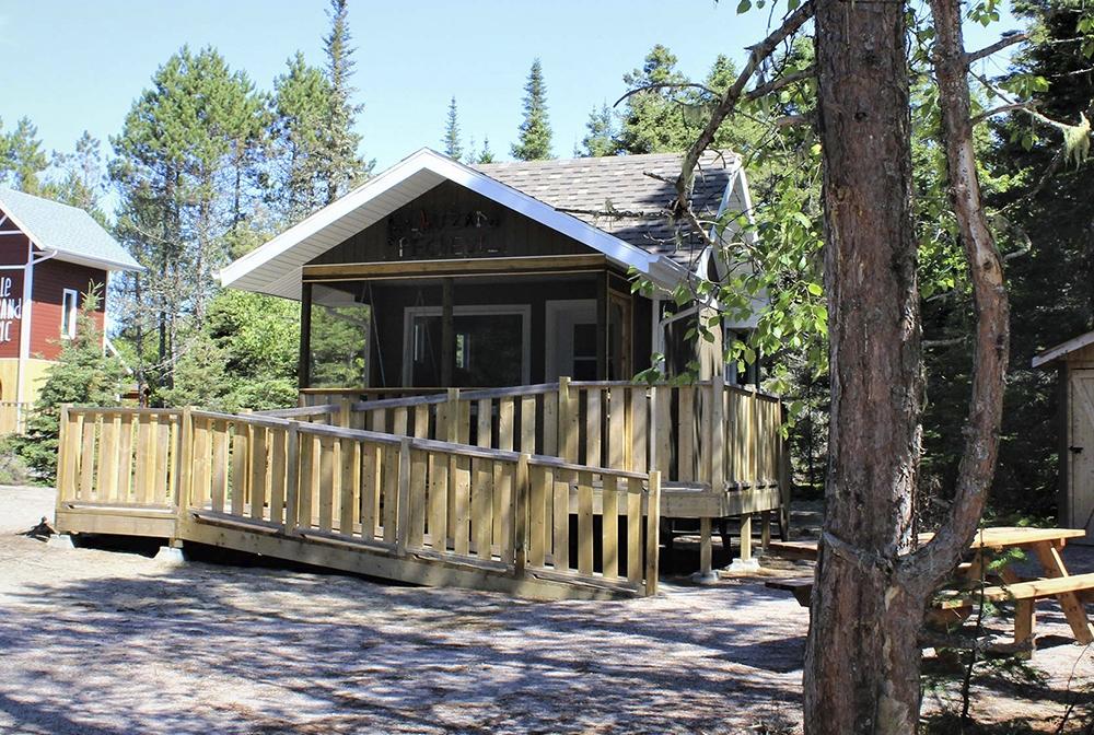 Parc Nature - Nichoir géant